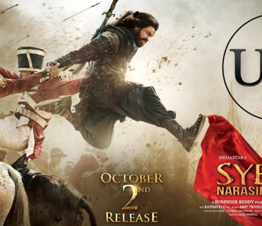 Sye Raa Censored UA