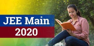 jee-main 2020
