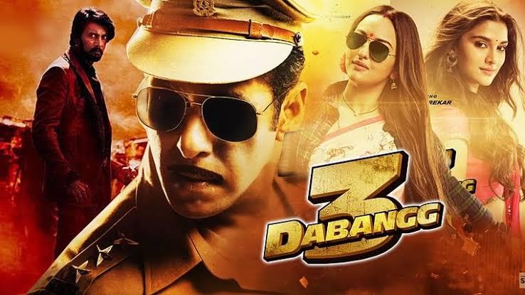 Dabangg 3 Leaked
