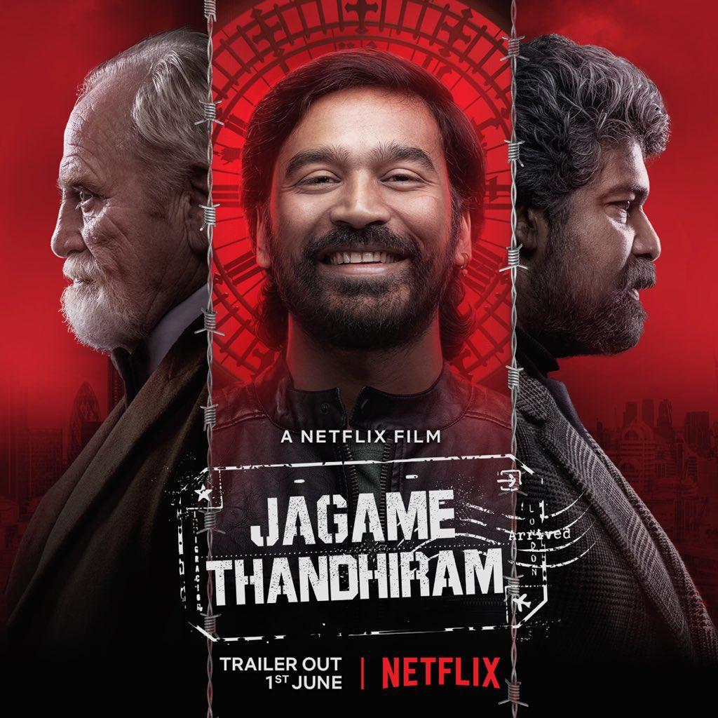 Jagame Thandiram Trailer Release