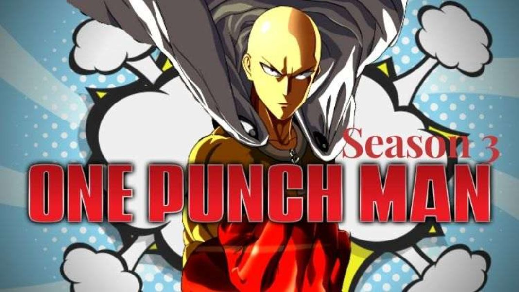 One Punch Man Season 3 Delayed?