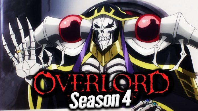 Overlord Season 4 Release Date :