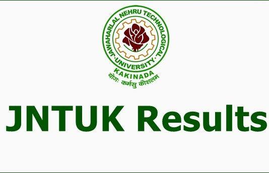 JNTUK 2-1 Regular/Supply Exams - Result Update