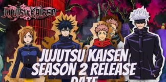 Jujutsu Kaisen Season 2 - Release Date Predictions