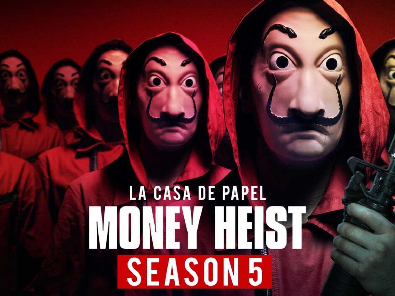 Money Heist Season 5 Release Date