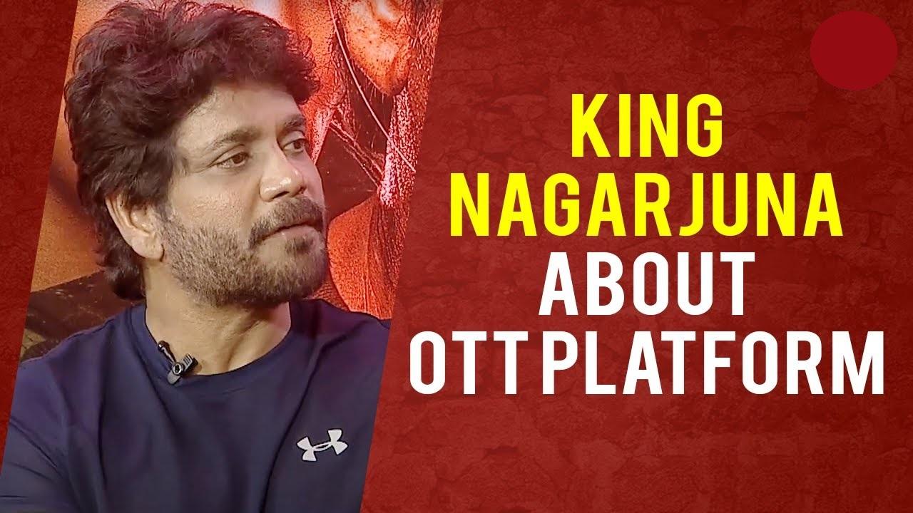 Nagarjuna to launch OTT Service?